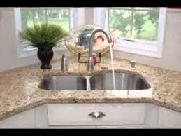 Corner Kitchen Sink Design Ideas YouTube New Kitchen Designs With Corner Sinks