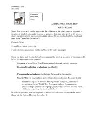 animal farm essay questions animal farm essay questions animal farm final test
