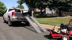 Truck Ramps For Lawn Tractor | Tyres2c