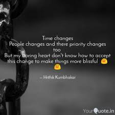 Luxury People Changes With Time Quotes Mesgulsinyali