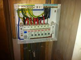 26 best electrical images on pinterest distribution board Ryefield Board Wiring Diagram new rcd protected distribution board installation Ryefield Primary School