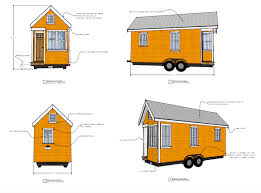 Delightful and FREE Tiny House Plans to Download » Curbly   DIY     Delightful and FREE Tiny House Plans to Download
