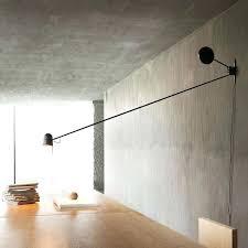 it a counterbalance swing arm led wall swing arm lamps wall mount canada beautiful swing