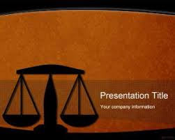 Law Templates Free Legal Powerpoint Template