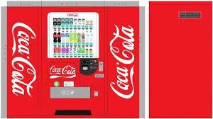 Free Printable Soda Vending Machine Labels Mesmerizing Photo Cokemachinepapercraftviapapermau48zpsh48nlfzuajpg