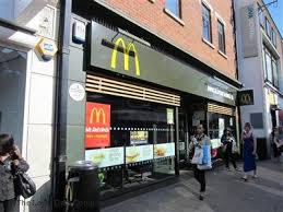 mcdonald s kingston essential surrey sw london
