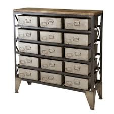 industrial storage dresser. Unique Industrial An Unexpected Source For Playroom Storage  A HighLow Option Inside Industrial Dresser A