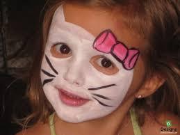 easy facepaint ideas face makeup designsmag 066