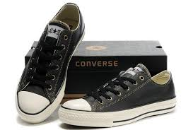 converse all star leather. sepatu converse all star leather chuck taylor low