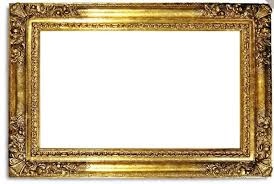 mirror frame. Carved Mirror Frame, Classic Small Pu Frame Modern