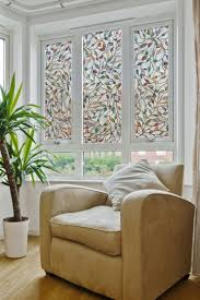 New Leaf Window Film By Artscape X  Artscapes Current - Decorative glass windows for bathrooms
