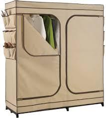 covered garment closet image