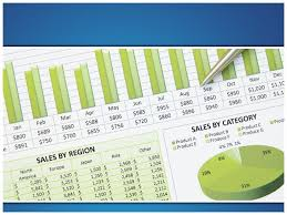 Sales Chart Ppt Template By Templatesvision_Com - Teaching Resources ...