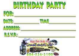 Free Laser Tag Invitation Template Invitation Template Free Printable Laser Tag Invitation Template
