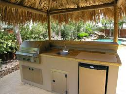 Simple Outdoor Kitchen Simple Outdoor Kitchens Kits Remodeling Outdoor Kitchens Kits