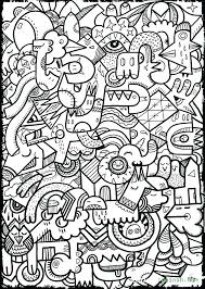 Cool Coloring Pics Cool Coloring Pages Easy Simple Flower Sheets