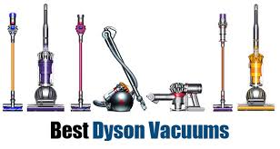Dyson Suction Power Chart