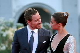 10 Times Alicia Vikander and Michael Fassbender Were Relationship #Goals