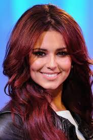 12150916 dark red hair