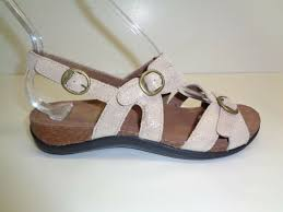 Dansko Size 6 5 To 7 Jameson Shimmer Champagne Leather Sandals New Womens Shoes