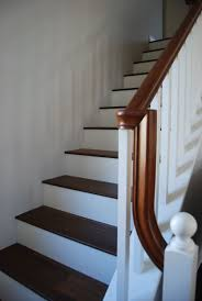 Interesting Traditional Hardwood Stair Treads Of Staircase Design In Contemporary  Stair Treads (#14 of