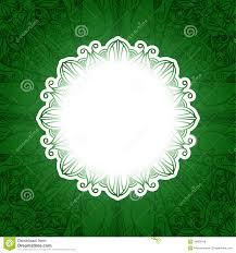 Background Design For Banner Green