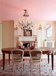 pastel paint hues to wake up your walls pink ceiling paintceiling colorpainted
