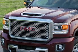 All Chevy chevy 2500hd diesel mpg : 2017 GMC Sierra Denali 2500HD Diesel: 7 Things to Know - The Drive
