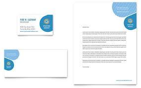 Letterhead For Employment Employment Agency Business Card Letterhead Template Design