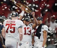 Alabama Wins NCAA Football Championship ...