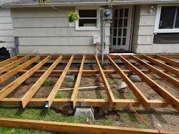 deck plans diy covered ideas framing tos house x and material list diy build a