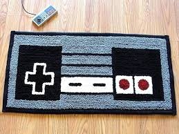 Gamer Rug Lowes Area Rugs Jute Rugs Fengziya Retro Video Game Themed  Doormats Entrance Rug