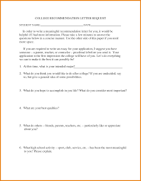 Sample College Recommendation Letters College Recommendation Letter Template Word Format Resume 8