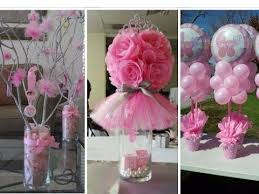 25 DIY Baby Shower Centerpieces for Girls