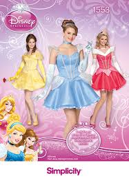 Disney Costume Patterns
