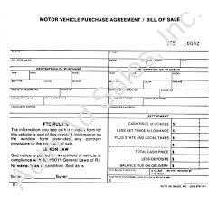 Vehicle Sales Agreement Template Practical See Purchase And Sample ...