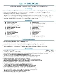 Resume Objective Buyer