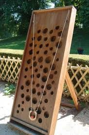 Wooden Lawn Games 100 best Jeux à fabriquer images on Pinterest Wood games 2