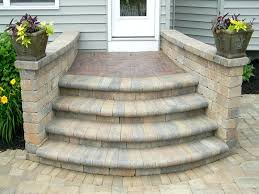amazing patio block edging retaining wall blocks porch and garden ideas beautiful home depot landscaping image