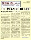 Origin of life essay
