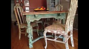 Shabby Chic Kitchen Creative Shabby Chic Kitchen Table Decorating Ideas Youtube