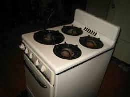 gas stove vintage gas stove
