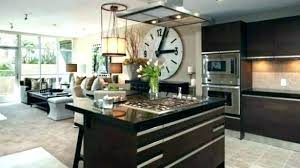 extra large clocks wall oversized clock modern giant dining room big for designs l
