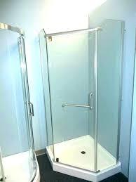 kohler doors shower door revel sliding installation pivot tub