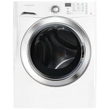 How Does A High Efficiency Washer Work Samsung 42 Cu Ft High Efficiency Front Load Washer In White