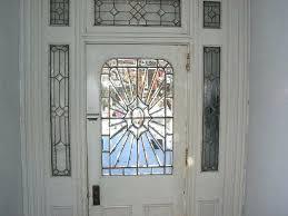 front door glass repair stained glass front entry door with side panels images front door glass