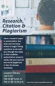 Research Citation Plagiarism