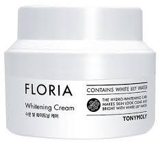 TONY MOLY Floria Whitening Cream <b>Осветляющий крем для лица</b> ...