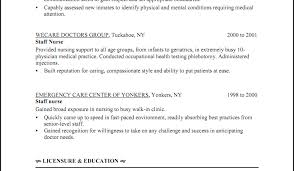 Lpn Resume Objectives New Graduate Lpn Resume Objective Costs