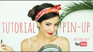 pin up makeup tutorial by jessica barboza